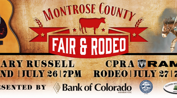 2019 Montrose County Fair and Rodeo